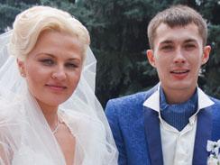 Вадим и Елена свадьба в г.Рыбница