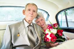 Золотая свадьба г.Тирасполь
